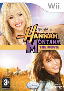 Hannah Montannah the Movie - Wii Game