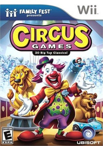 Circus Games - Wii Game
