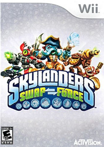 Skylanders Swap Force - Wii Game
