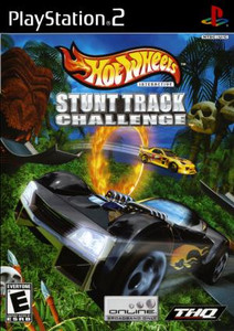 Hot Wheels Stunt Track Challenge - PS2 Game