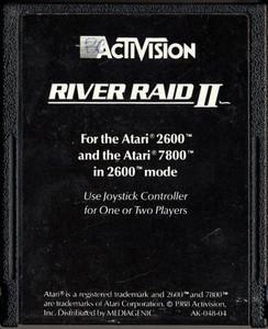 River Raid II - Atari 2600 Game