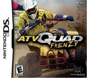 ATV Quad Frenzy - DS Game