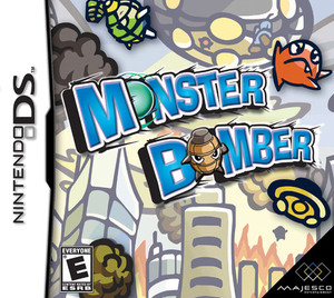 Monster Bomber - DS Game