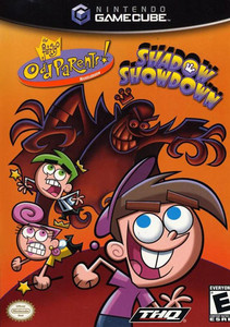 Fairly Oddparents: Shadow Showdown - GameCube Game