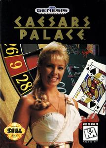 Complete Caesars Palace - Genesis CB