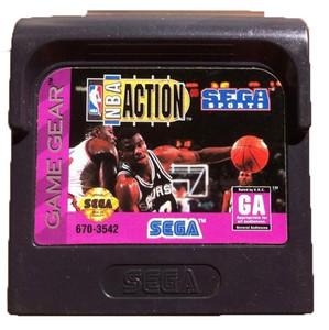 NBA Action - Game Gear Game