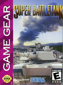 Super Battletank - Game Gear Game