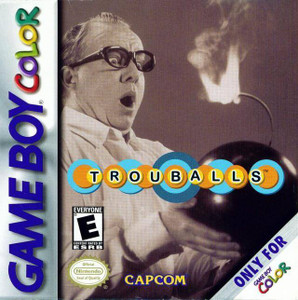 Trouballs - Game Boy Color Game