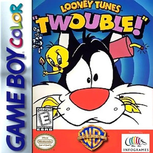 Looney Tunes Twouble - Game Boy Color Game