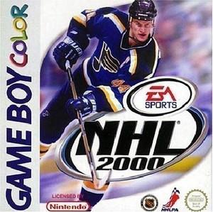 NHL 2000 - Game Boy Color Game