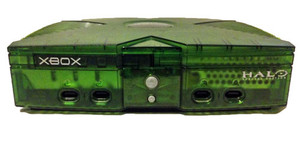Halo Limited Edition Xbox System Player Pak