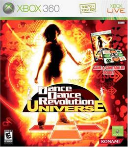 Dance Dance Revolution Universe Bundle - Xbox 360 Game