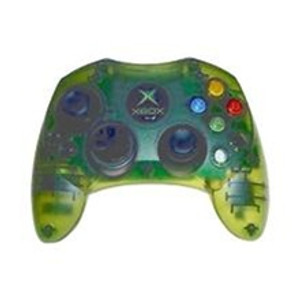 Original Halo S Controller Green - Xbox