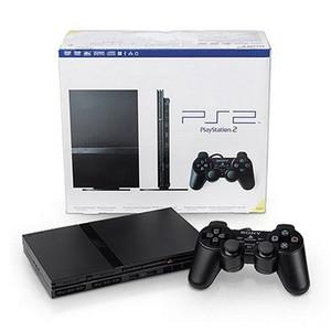 Playstation 2 Slim System Complete In Original Box