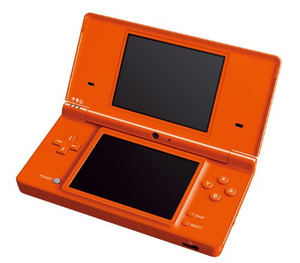 Nintendo DSi Orange Handheld System