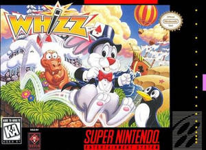 Whizz - SNES Game