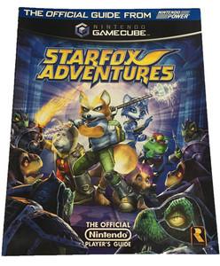 Star Fox Adventures GameCube Strategy Guide - Nintendo Power