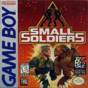 Small Soldiers - Game Boy Game