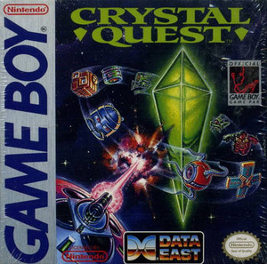 Crystal Quest - Game Boy Game