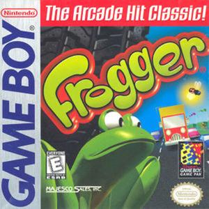 Frogger - Game Boy Game