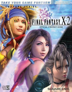 Final Fantasy X-2 Strategy Guide - Brady Games