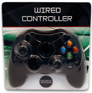 New Replica Controller Black - Xbox