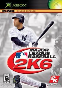 Major League Baseball 2k6 - Xbox Game