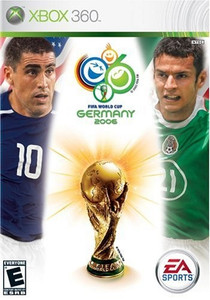 Fifa World Cup Germany 2006 - Xbox 360 Game