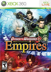 Dynasty Warriors 6 Empire - Xbox 360 Game