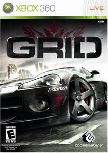 Grid - Xbox 360 Game