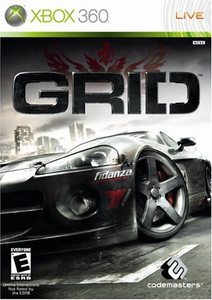 Grid - Xbox 360 Game