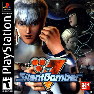 Silent Bomber - PS1 Game