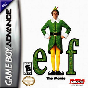 Elf the Movie - Game Boy Advance Game