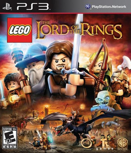 Lego Lord of the Rings - PS3 Game