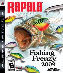 Rapala Fishing Frenzy 2009 - PS3 Game