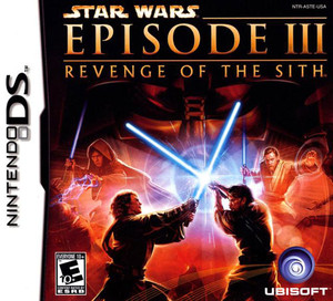 Star Wars Episode III Revenge of the Sith - DS Game