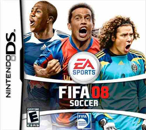 Fifa 08 Soccer - DS Game