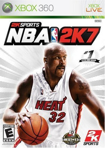 NBA 2k7 - Xbox 360 Game