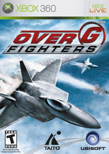 Over G Fighters - Xbox 360 Game