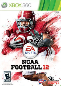 NCAA Football 12 - Xbox 360 Game