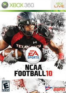 NCAA Football 10 - Xbox 360 Game