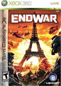 Endwar - Xbox 360 Game