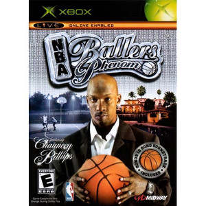 NBA Ballers Phenom - Xbox Game