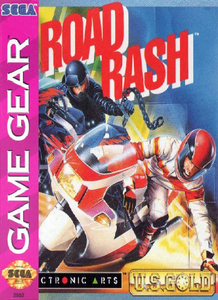 Road Rash - Game Gear Game