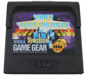 Super Space Invaders - Game Gear Game