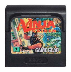 Ninja Gaiden - Game Gear Game