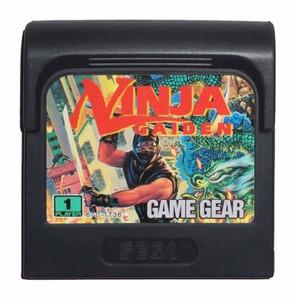 Ninja Gaiden - Game Gear Game
