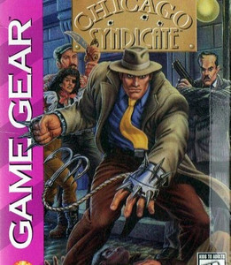 Chicago Syndicate - Game Gear Game