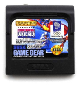 Winter Olympic Games - Game Gear Game