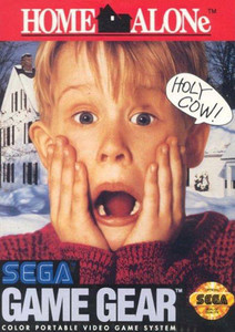Home Alone - Game Gear Game